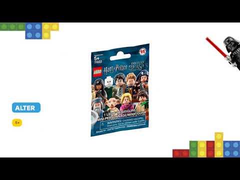 Lego Harry Potter und Phantastische Tierwesen 71022: Rezension