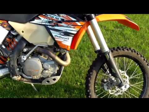 2010 KTM 530 XC-W