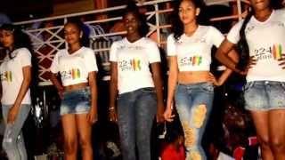 Miss Guinée 2015 Sénégal A Présentation de candidate
