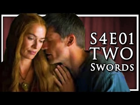 Game of Thrones Season 4 PREMIERE 'Two Swords' Discussion and Review (S04E01)
