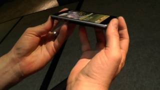 ASUS Padfone mockup hands-on