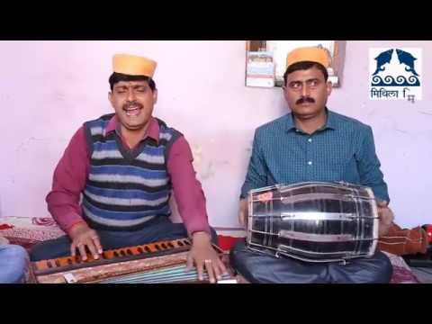 Lalit Narayan Jha talks to Prominent Maithili Singer Rambabu Jha