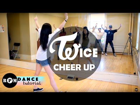 download lagu Twice Cheer Up Dance Tutorial Pre-Chorus gratis