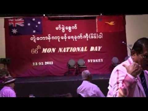 Burmese Radio BCBG, Mon National Day 2013-Sydney