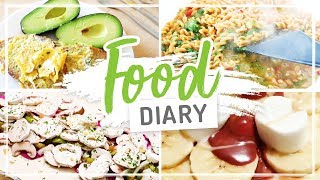 WHAT I EAT - Realistisches FOOD DIARY #TypischSissi
