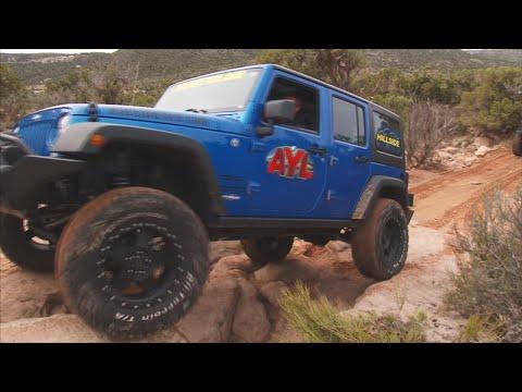 Easter Jeep Safari - Wrinkles Road - Concept Jeeps - Exploring Marrakesh