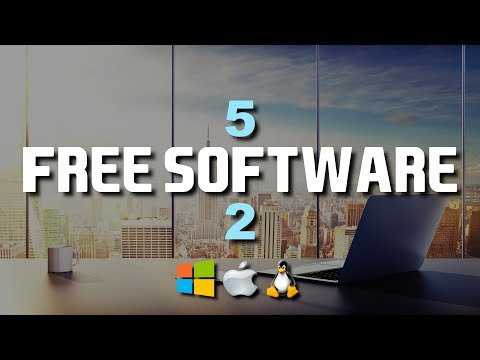 5 Free Software That Are Actually Great! 2 (2018)
