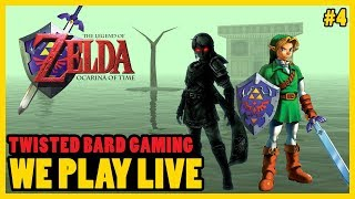 We Play... Legend of Zelda: Ocarina of Time - Taking on the Water Temple #4
