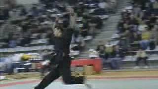 Matt Mullins 2001 French Open