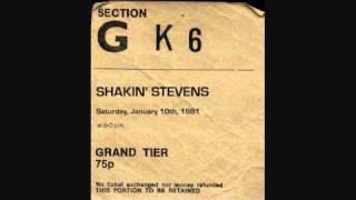 Watch Shakin Stevens Make Me Know Youre Mine video