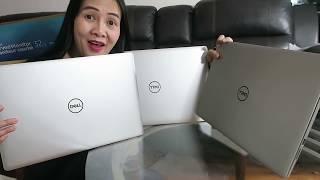 Đập hộp bá đạo laptops máy tính  5 cái .Cuộc sống Mỹ
