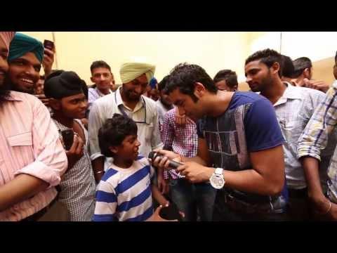 Promotional Tour | Moga | Jatt Boys Putt Jattan De | Releasing 23 August 2013 video