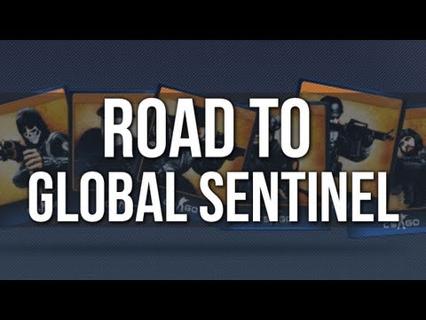 Trading Card Beta: Road to Global Sentinel