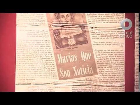Archivos de María Izquierdo en el Museo de Arte Moderno