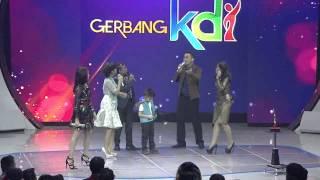 """Download Lagu Affan Feat Erie Suzan """" Laguku """" Gerbang KDI 2015 (12/4) Gratis STAFABAND"""