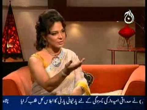Ayesha Khan & Shehzad Roy w Begum Nawazish-P-1.flv