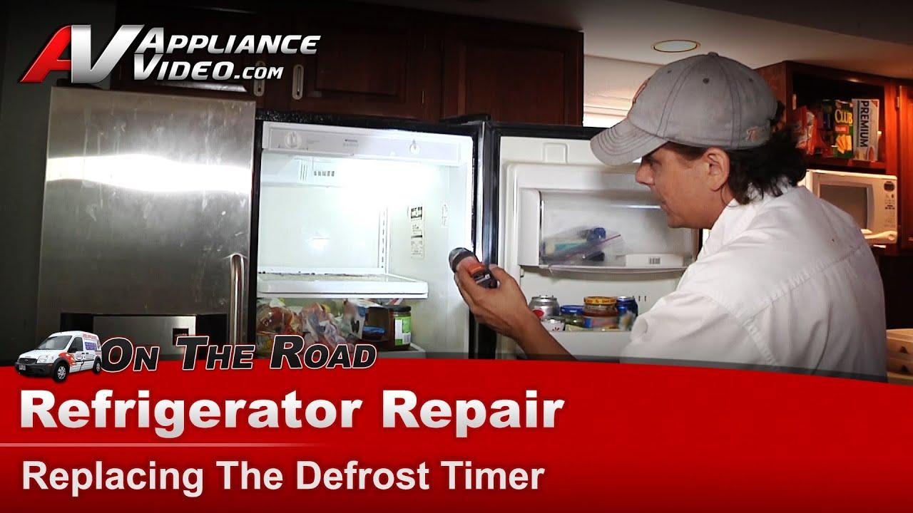 Frigidaire Electrolux Refrigerator Repair Replacing The