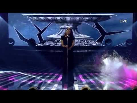 Edea - in The Arms Of An Angel - X Factor Albania 4 (netet Live) video