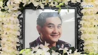 Lễ cầu siêu cho nghệ sĩ Anh Vũ tại chùa Ấn Quang tối ngày 10/04/2019.
