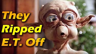 When Hollywood Ripped Off E.T. - Mac & Me Movie Review (1988)