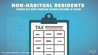 NRH Regime in Portugal – How foreign source income is taxed