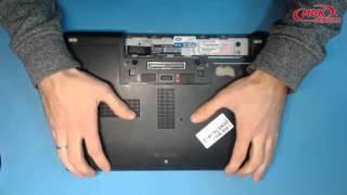Ремонт ноутбука. Замена memory в ноутбуке HP Probook 6465b