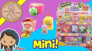 Shopkins Mini Packs Collectors Edition Shoppers Pack