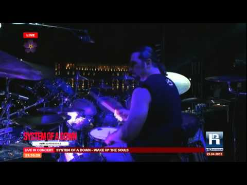 System Of a Down - Live in Yerevan, Armenia, 23-04-2015
