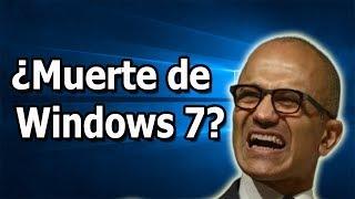 El final de soporte de Windows 7 | Giocode