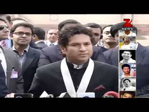Will continue to bat for India: Sachin Tendulkar