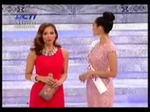 MISS WORLD 2013 Q A and Crowning