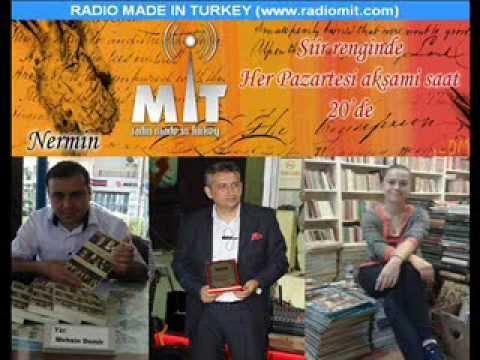 Radio Made In Turkey - Șiir Renginde programı (04/12/2012)
