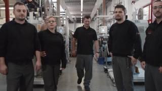 Talente von morgen bei Metoba Metalloberflächenbearbeitung