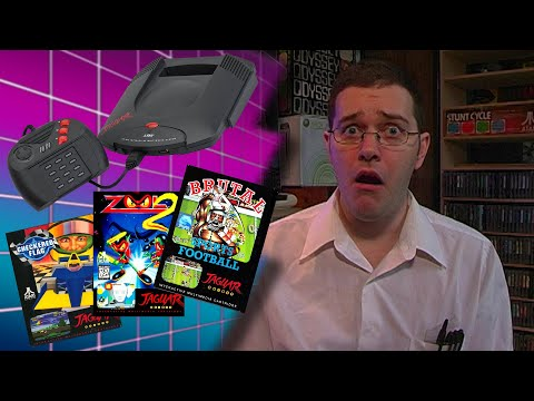 Atari Jaguar (Part 1) - Angry Video Game Nerd - Episode 65