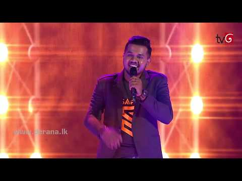 Wisekari -  Sahan Liyanage @ Derana Dream Star S08 (03-11-2018)