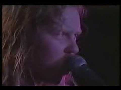 Metallica - One (monsters Of Rock Moscow 1991) video