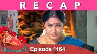 RECAP : Priyamanaval Episode 1164, 08/11/18