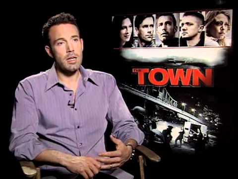 Ben Affleck - The Town Interview At TIFF 2010