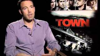 Download Ben Affleck  The Town interview at TIFF 2010