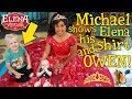 Michael's Hide & Seek Game with Elena of Avalor! -