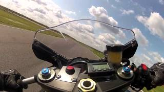 Spreewaldring 27.06.2013 - GSX-R 750 - Training - Turn 1