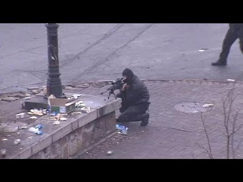 ¿Los francotiradores que ensangrentaron Maidán trabajaban para la oposición ucraniana?