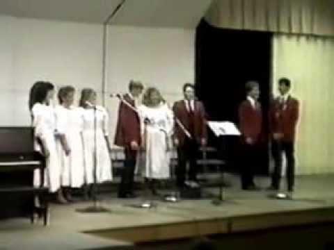Celebrate Life - Berkmar High School Ensemble; 1988
