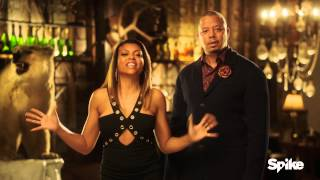 Hilarious Bloopers From Guys Choice Shoot With Taraji P. Henson and Terrence Howard