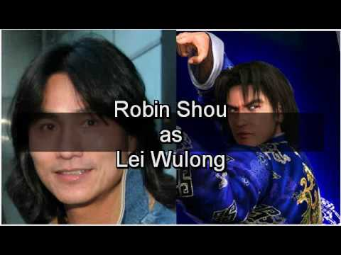 Tekken 2009 Film - Cast Of Characters video
