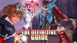 Terra's Lingering Will - The Definitive Guide - KINGDOM HEARTS II FINAL MIX