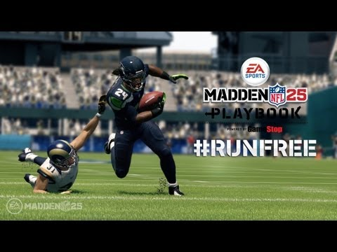 First Look at Madden NFL 25 Gameplay Precision Ball Carrier Moves