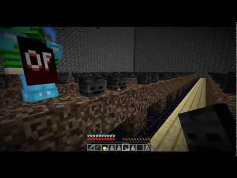 [Fir4sGamer] MyCraft VS 100 WitherBoss - ماينكرافت قتال المية وذربوس