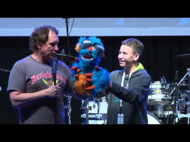 Veritas 2014 - Taylor Mason - Comedian & Ventriloquist