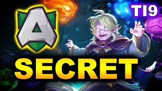 SECRET vs ALLIANCE - WHAT A FIGHT MEGA CREEPS!!! - TI9 INTERNATIONAL 2019 DOTA 2